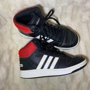 Adidas Hoops 2.0 High Top Sneakers